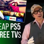 PS5 Sold at a Loss so FREE TVs are Next? | Best TV Deals