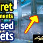 Secret Apartments (Unused Assets) in Cyberpunk 2077
