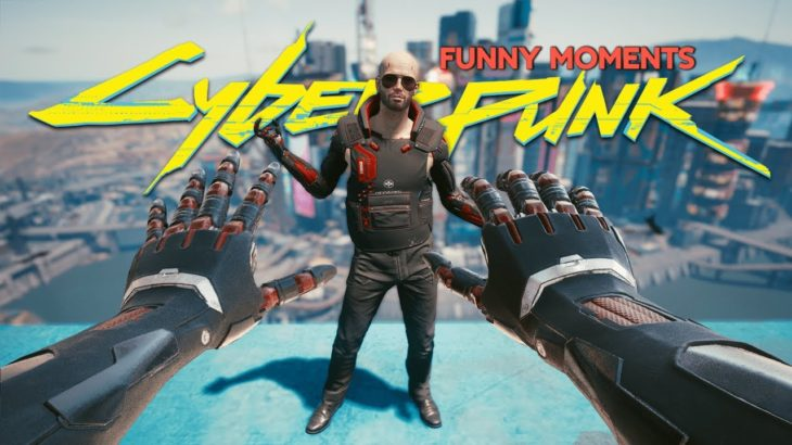 CYBERPUNK 2077 – Random & Funny Moments #23 (Funniest Bugs & Glitches)