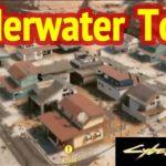 Crystal Clear Underwater Town in Cyberpunk 2077