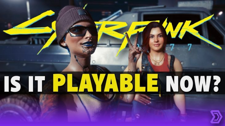 Cyberpunk 2077 – ALL 1.2 Patch Notes | Is It Playable Now?