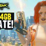 Cyberpunk 2077 DLC Leak & 44GB Update's 500+ Changes, Fixes, New Features & Gameplay Improvements