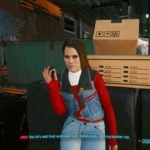 Cyberpunk 2077 Secret Hidden dialogue that you probably missed with Joss