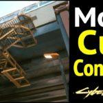 More Cut Content in Cyberpunk 2077: NCART Train Yard
