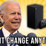 PS5, Xbox Series X Component Shortage Will Be Investigated As Part Of New Biden Executive Order
