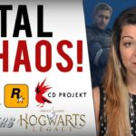 Rockstar CEO Talks Cyberpunk 2077 Disaster, Harry Potter RPG Attacked, Bethesda Killed Stadia & More