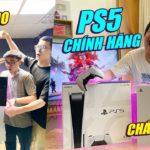 TẠM BIỆT PS4!! – ĐI MUA PS5 CHÍNH HÃNG VỀ UNBOX, GIÁ 14.5 TRIỆU, CHÁY HÀNG TOÀN VN…