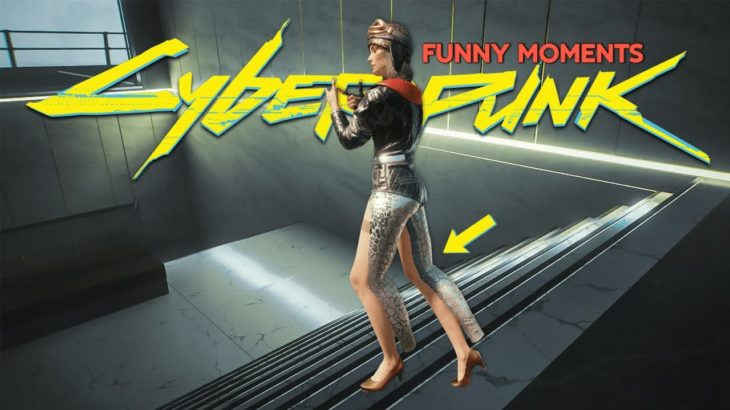 CYBERPUNK 2077 – Random & Funny Moments #26 (Funniest Bugs & Glitches)