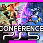 Conférence PS5 en DIRECT 🔴 Ratchet & Clank Rift Apart & Co / State of Play