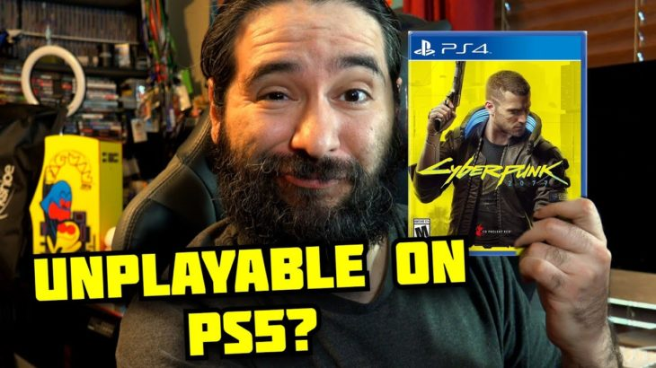 Cyberpunk 2077 Unplayable for SOME PS5 Gamers After Downloading Update 1.2?