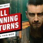 Cyberpunk 2077: Wall Running Returns Through Mod