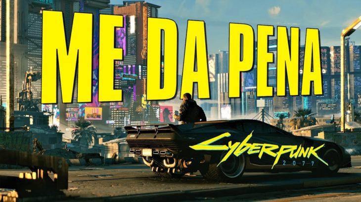 Cyberpunk 2077 me gusta y me da pena – Analisis