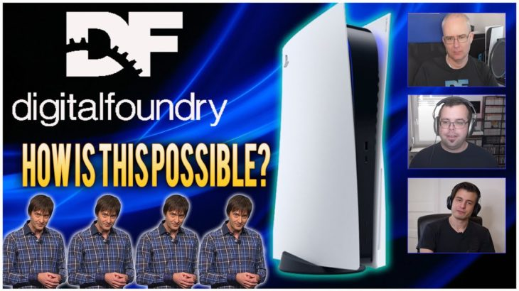 """Digital Foundry SHOCKED by the PS5's Performance vs Xbox Series X! """"How is this POSSIBLE?"""""""