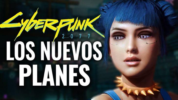 EL FUTURO DE CYBERPUNK 2077 Y LOS NUEVOS PLANES DE CD PROJEKT RED