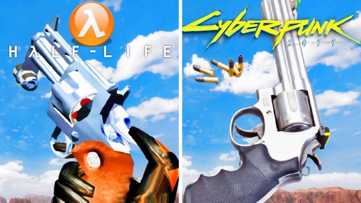 Half-Life 1 is better than Cyberpunk 2077