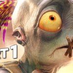 I'M IN ODDWORLD SOULSTORM! Oddworld SoulStorm PS5 Walkthrough Gameplay Part 1 (PlayStation 5)