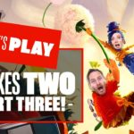 Let's Play It Takes Two on PS5 PART 3 – SUPPLEMENTAL SHRUNKEN SHENANIGANS!