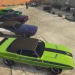 Livestream – GTA 5 – MUSCLE CAR MEET & Playist PS4/PS5