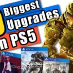 Most Improved PS4 Games On PS5 That Will Blow Your Mind!