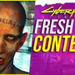 NEW Quests Datamined & Patch 1.21 Is HERE! + 10 Cyberpunk 2077 DLCs Leaked & CEO Promises Comeback!
