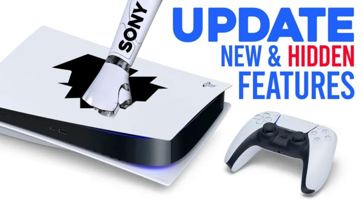 PS5 Update: 10 New & Hidden Features You Should Know