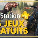 PlayStation Plus PS4 & PS5 | Avril 2021 : Les JEUX GRATUITS du mois ! 🤩