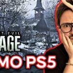 Resident Evil Village : la démo PS5 m'a mis en PLS ☠️