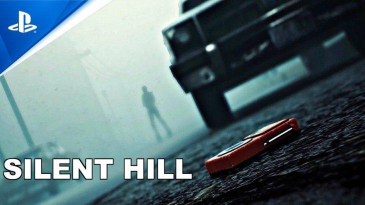 SILENT HILL – Announcement Trailer | PS5