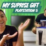 SURPRISING MY FIANCE WITH A PS5!!! 🎮