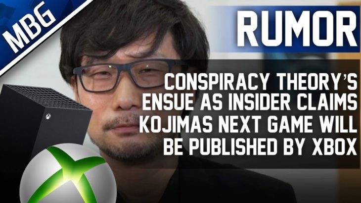 Some Believe PS5 Exclusive Abandoned Is Kojima's Next Game As Insider Claims Xbox Is Publishing
