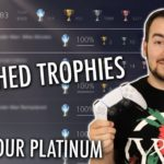 These Are My First 7 PS5 Platinum Trophies. (Glitched Trophies, So Much DLC, 80 Hour Plat).