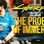 Cyberpunk 2077 and The Problem of Immersion