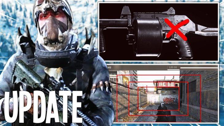 HEFTIGES UPDATE KOMMT für WARZONE! (Season 3 PS5 & Xbox One Series X Next Gen Update)
