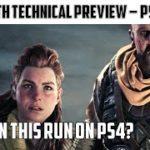 Horizon: Forbidden West Preview – PS5 | Pro