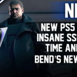 PS5 Design Update, RE8 Loads 600% Faster on PS5, Sony Bend Confirms New Game, Returnal Updates Issue