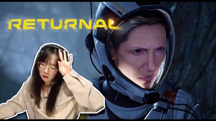Returnal PS5 (Dịch thuật) – Hôm nay quyết tâm phá đảo!