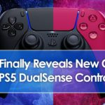 Sony Finally Reveals New Black & Red Colors For PS5 DualSense Controller