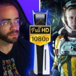 The Strange PS5 1080p Controversy…