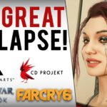 "CDPR Tanks 65%, ""Mega"" Cyberpunk 2077 Lawsuit, God of War Ragnarok ""PS4"" Anger & Far Cry 6 Outrage!"