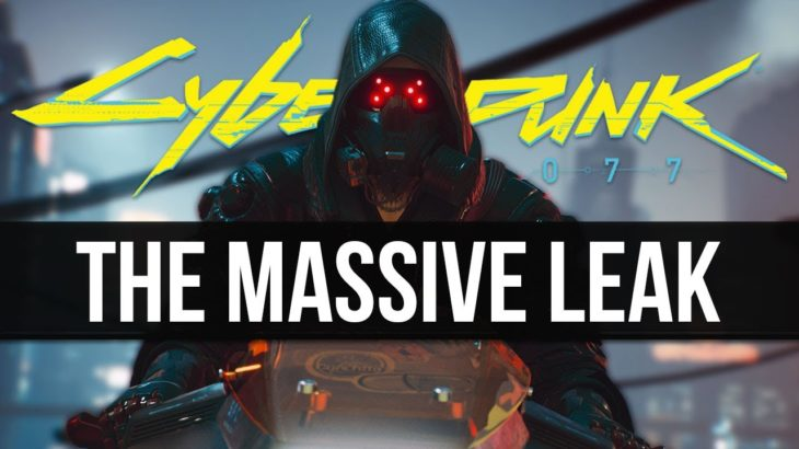 Cyberpunk 2077 Just Had a MASSIVE Leak & It May Cause Serious Problems for CDPR