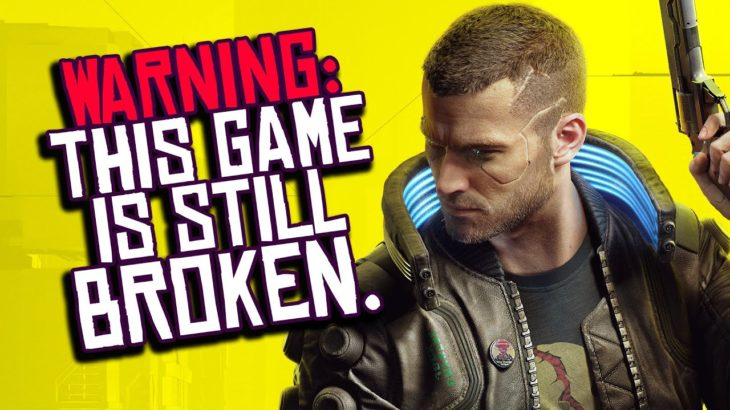 Cyberpunk 2077 PS4 Returns to PlayStation Store… with a WARNING?!