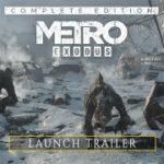 Metro Exodus – Xbox Series X S & PS5 Launch Trailer  (Official 4K)