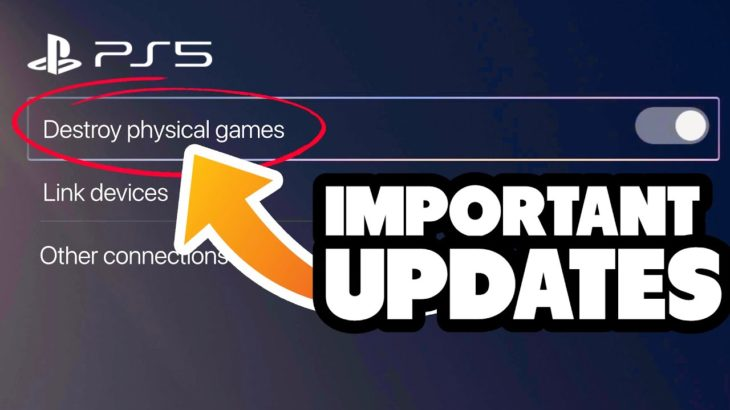 PS5 Update: Free Game Upgrade!