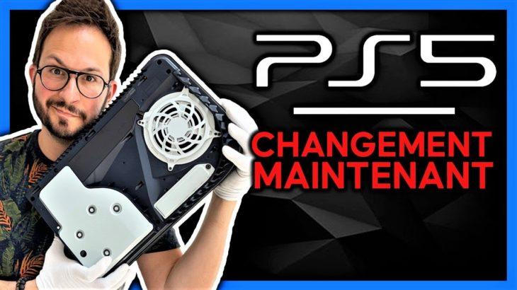PS5 : le changement, c'est maintenant 🖤