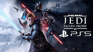Star Wars Jedi Fallen Order PS5 4K 60fps Gameplay – NEW UPDATE