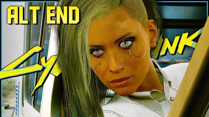 Temperance Ending – Let's Play Cyberpunk 2077 Part 128 [Alternate Ends]