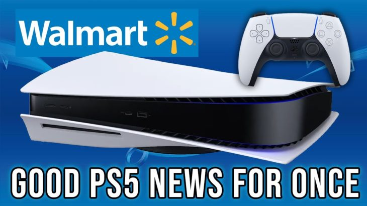 Walmart PS5 Restock Blows Away Buyers With Free Upgrade