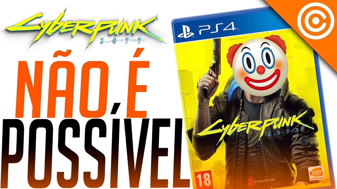 Cyberpunk 2077 é o game MAIS VENDIDO do PS4