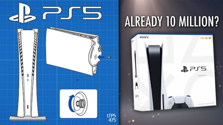 New PS5 Digital Edition Model Revision. | PS5 Fastest Selling Console To 10 Million? – [LTPS #475]